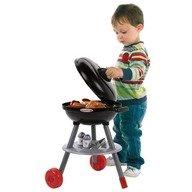 Ecoiffier Set Barbecue Negru