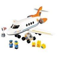 Ecoiffier Set Constructii Avion