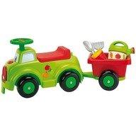 Ecoiffier Tractor cu remorca