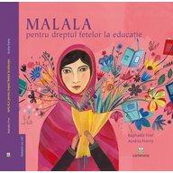 Editura Cartemma - MALALA pentru dreptul fetelor la educatie