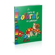 Editura Gama Carte de colorat cu ghicitori