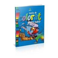 Editura Gama Carte de colorat pentru băieţei