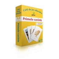 Editura Gama- Carti de joc educative Primele cuvinte