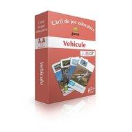 Editura Gama- Carti de joc educative Vehicule