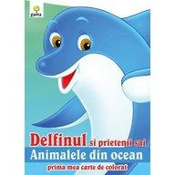 Editura Gama Delfinul şi prietenii săi