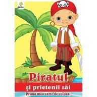 Editura Gama Piratul şi prietenii săi
