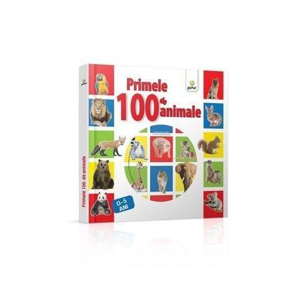 Editura Gama Primele 100 de animale