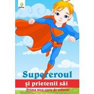 Editura Gama Supereroul şi prietenii săi