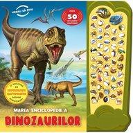 Editura Prut Marea enciclopedie a dinozaurilor