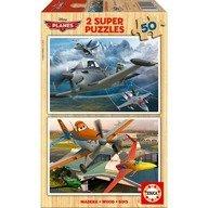 Educa Puzzle Planes 2x50