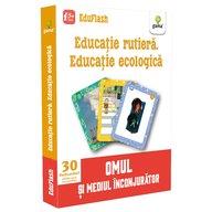 Editura Gama - Educatie rutiera. Educatie ecologica