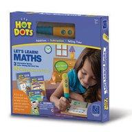 Educational Insights - Carduri Hot Dots Matematica