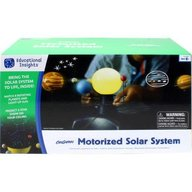 Educational Insights - Sistem solar motorizat New design