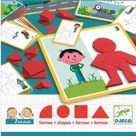 Eduludo Djeco forme geometrice