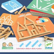 Djeco - Eduludo Sticks