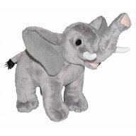 WILD REPUBLIC - Jucarie din plus interactiva Elefant , Cu sunet