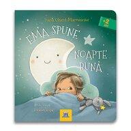 Carte educativa Ema spune noapte buna