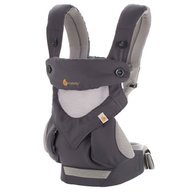 Ergobaby - Marsupiu 4 pozitii 360 Cool Air Carbon Grey