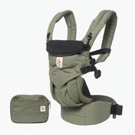 Ergobaby Marsupiu Omni 360 All in One Khaki Green