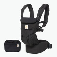 Ergobaby - Marsupiu Omni 360 All in One Pure Black