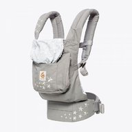 Ergobaby Marsupiu Original Galaxy Grey