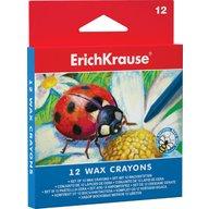 ErichKrause Set creioane colorate cerate - 12 culori