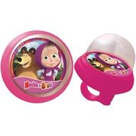 Eurasia Claxon bicicleta Masha and The Bear Eurasia 80212