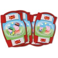 Eurasia Set protectie Cotiere Genunchiere Peppa Pig Eurasia 70203