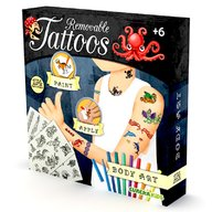 Eurekakids - Atelier tatuaje pentru baieti