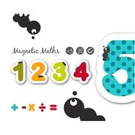 Eurekakids - Cifre si semne matematice magnetice