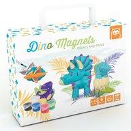 Eurekakids - Modeleaza si picteaza dinozaurii tai magnetici