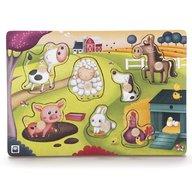 Eurekakids - Puzzle muzical Ferma animalelor
