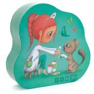 Eurekakids - Puzzle progresiv 4 in 1 Medic veterinar