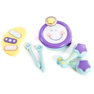 Eurekakids - Set jucarii muzicale pentru bebelusi
