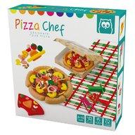 Eurekakids - Set Pizza plastilina