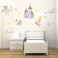 Eurekakids - Stickere pentru decorarea camerei fetitelor Regatul printesei
