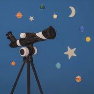 Eurekakids - Telescop cu 15 activitati pentru descoperirea stelelor, planetelor si suprafetei lunii