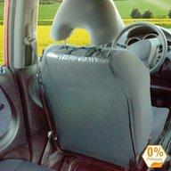 Euret Husa de protectie pentru scaunul masinii transparenta