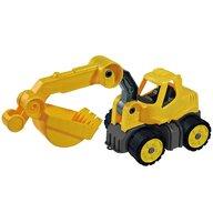 Big - Excavator  Power Worker Mini Digger