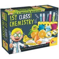 LISCIANI - Experimentele micului geniu - Ora de chimie
