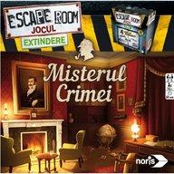 Noris - Extindere joc Escape room Misterul crimei