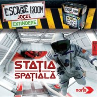 Noris - Extindere joc Escape room Statia spatiala