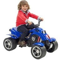 Falk ATV cu pedale Quad Pirate Bleo