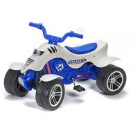 Falk ATV cu pedale Quad Police