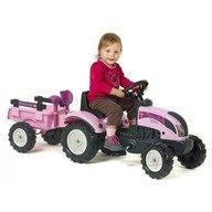 Falk Tractor Princess cu remorca