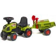 Falk Tractoras Baby Axos cu Remorca