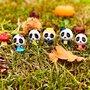 Klorofil - Set figurine Familia de ursuleti Panda - 3