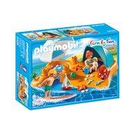 Playmobil - Familie la plaja