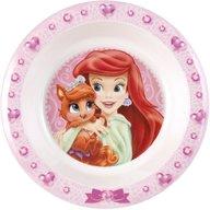 Lulabi - Farfurie adanca melamina Princess Pets