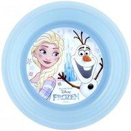 Lulabi - Farfurie adanca plastic Frozen